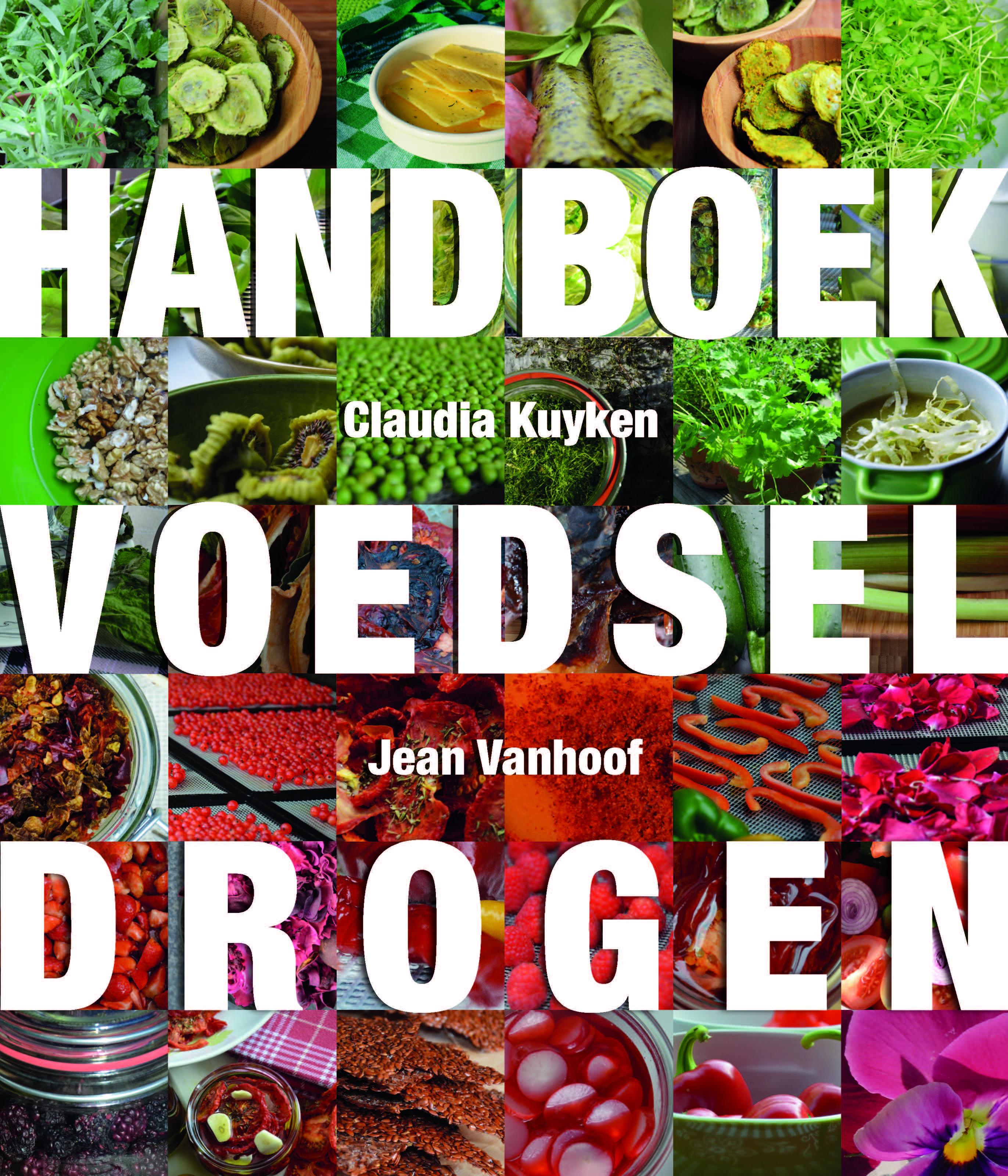 Handboek voedsel drogen